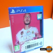 FIFA 20 voor PS4 in nieuwstaat