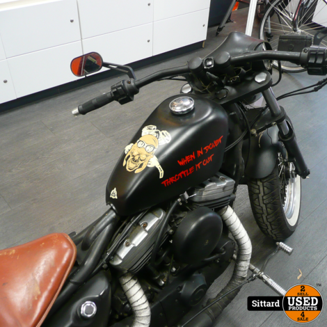 Harley Davidson sportster 883 1986