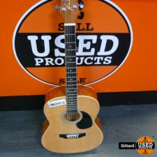 Kona K934D acoustic guitar , in een nette staat
