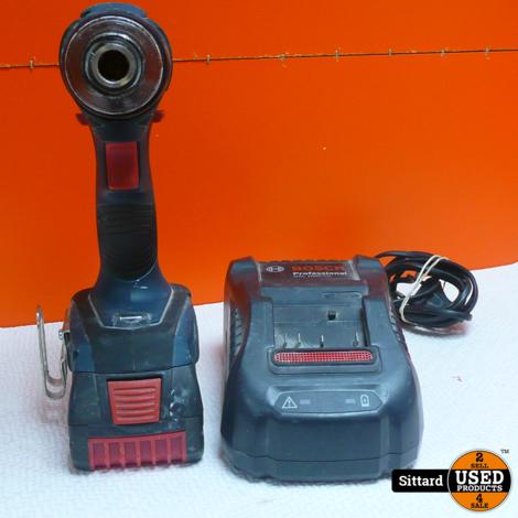 Bosch GSR 18 V-EC Accuboormachine