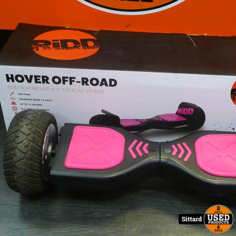 Hover off-road RIDD Hoverboard , met doos , nieuwprijs € 219,99