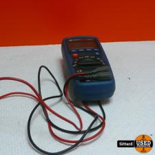 Turbotech TT915 digitale multimeter , nieuwprijs € 139,99