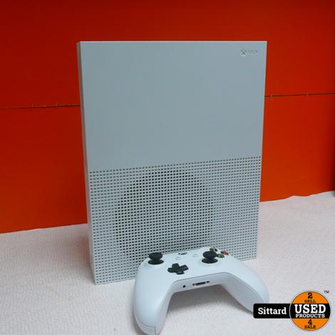 Xbox One S 1TB Console , compleet met doos