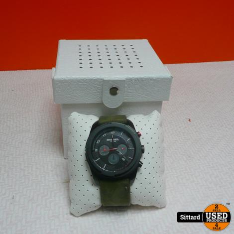 Diesel DZ-4189 Horloge , nieuwprijs € 149,99