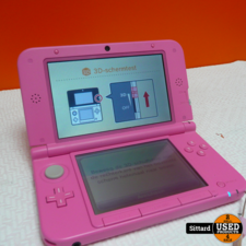 Nintendo 3DS XL - Roze