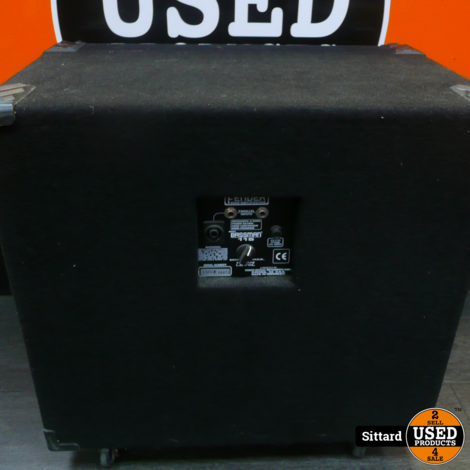 Fender Bassman 115 cabinet , in nieuwstaat , nwpr. 365 euro