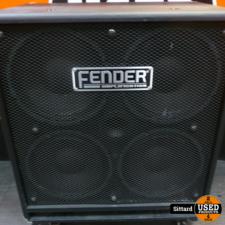 Fender Rumble 410 gitaar cabinet 4x 10 inch , Elders voor 399 euro