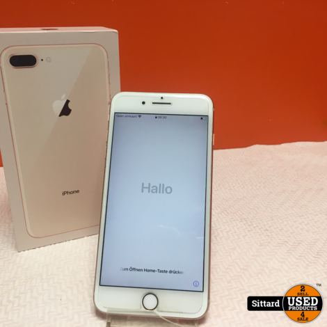Apple Iphone 8 plus | 256 GB | in nette staat