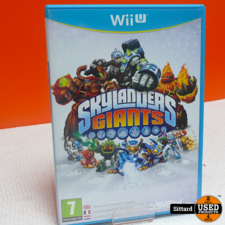 Wii U Game - Skylanders Giants , Elders voor 14.99 Euro