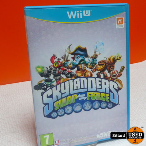 Wii U Game - Skylanders Swap Force , Elders voor 14.99 Euro