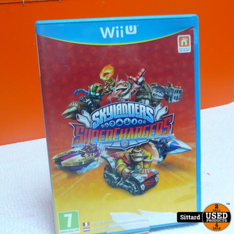 Wii U Game - Skylanders Superchargers , Elders voor 14.99 Euro