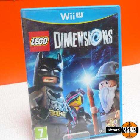 Wii U Game - Lego Dimensions , Elders voor 14.99 Euro