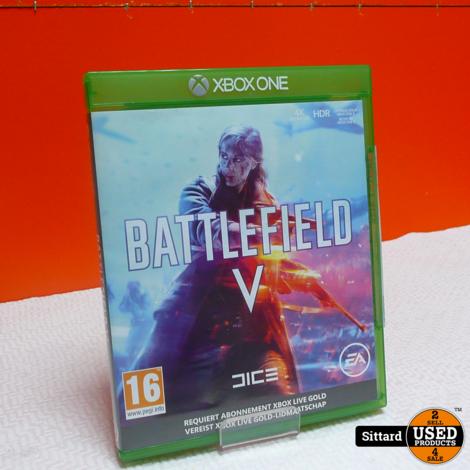 Xbox One Game - Battlefield V , Elders voor 19.99 Euro