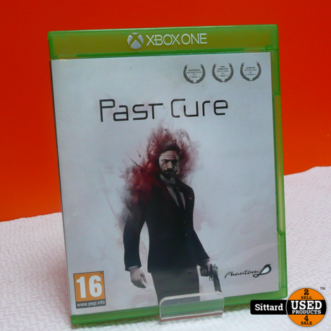 Xbox One Game - Past Cure , Elders voor 29.99 Euro