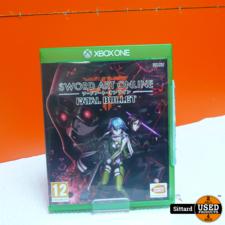 Xbox One Game - Sword art online , Elders voor 19.99 Euro