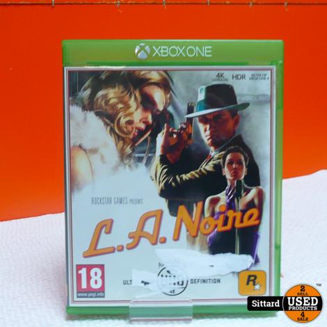 Xbox One Game - L.A. Noire , Elders voor 14.99 Euro