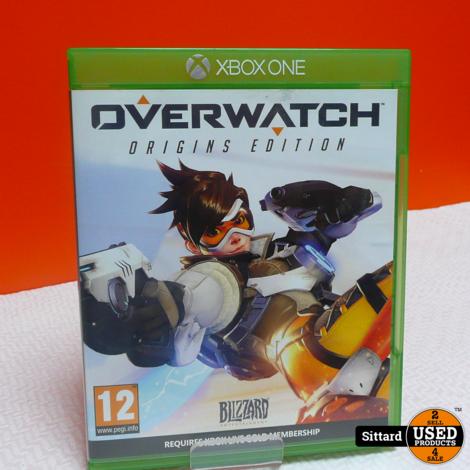 Xbox One Game - Overwatch Origins Edition , Elders voor 19.99 Euro