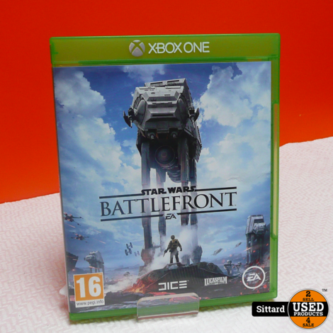 Xbox One Game - Battlefront 1 , Elders voor 9.99 Euro