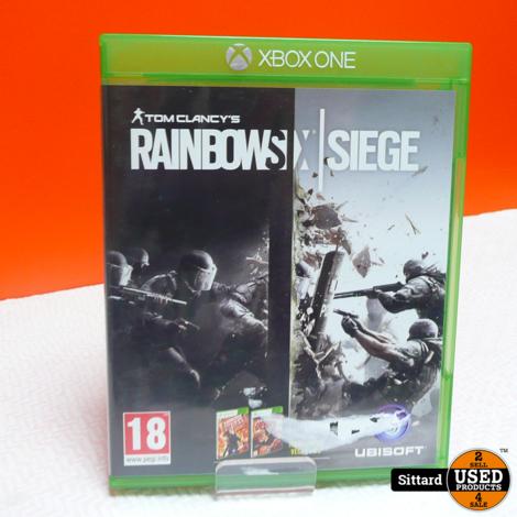 Xbox One Game - Rainbow Six Siege , Elders voor 14.99 Euro