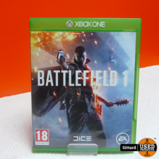 Xbox One Game - Battlefield 1 , Elders voor 14.99 Euro