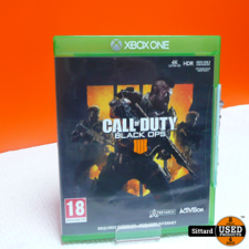 Xbox one Game - COD Black Ops 4 , Elders voor 24.99 Euro