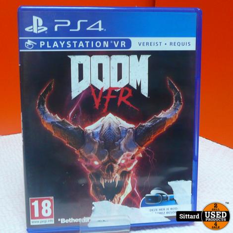 PS4 Game - Doom VFR , Elders voor 14.99 Euro