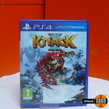 PS4 Game - Knack 2 , Elders voor 24.99 Euro
