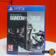 PS4 Game - Rainbow Six Siege , Elders voor 14.99 Euro