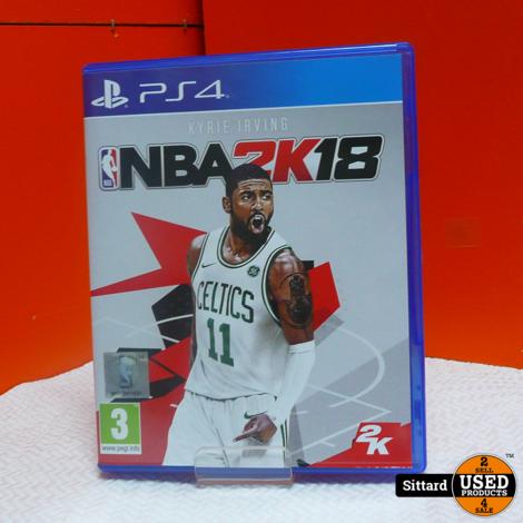 PS4 Game - NBA2K18 , Elders voor 14.99 Euro