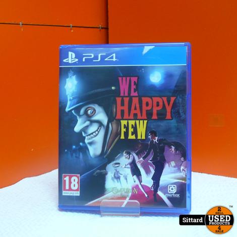 PS4 Game - We happy few , Elders voor 29.99 Euro