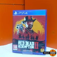 PS4 Game - Red dead Redemption 2 , Elders voor 24.99 Euro