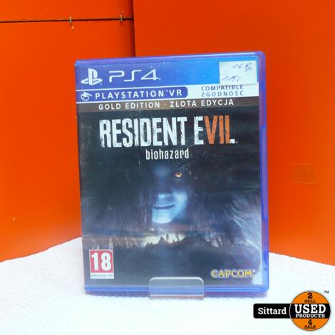 PS4 Game - Resident Evil Biohazard , Elders voor 19.99 Euro