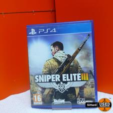PS4 Game - Sniper Elite 3 , Elders voor 19.99 Euro