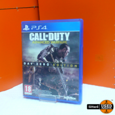 PS4 Game - COD Advanced warfare , Elders voor 9.99 Euro
