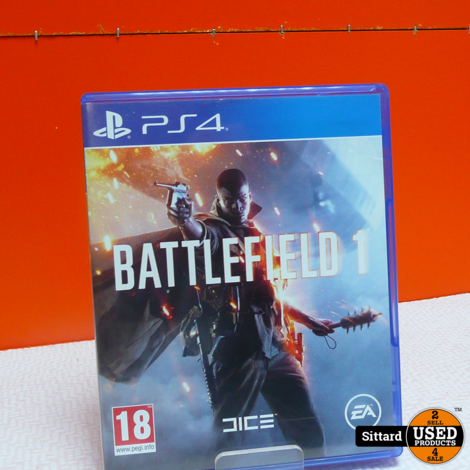 PS4 Game - Battlefield 1 , Elders voor 14.99 Euro