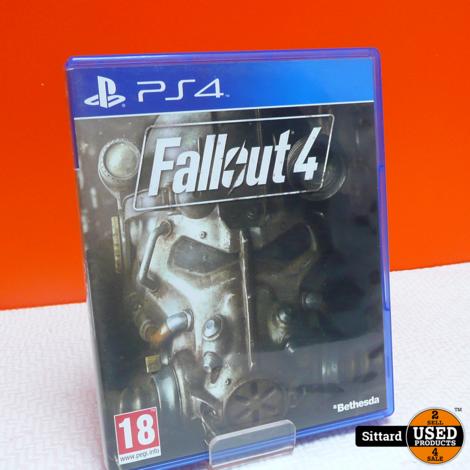 PS4 Game - Fallout 4 , Elders voor 9.99 Euro