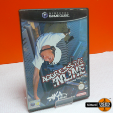 Gamecube Game - Aggressive inline , Elders voor 6.99 Euro