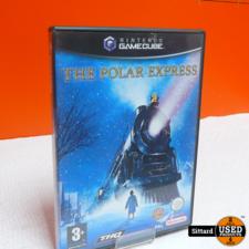 Gamecube Game - The polar Express , Elders voor 9.99 Euro