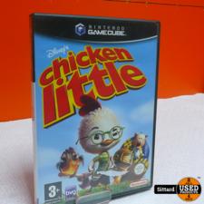 Gamecube Game - Chicken little , Elders voor 6.99 Euro