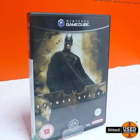 Gamecube Game - Batman Begins , Elders voor 9.99 Euro