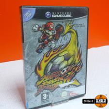 Gamecube Game - Mario Smash football , Elders voor 39.99 Euro