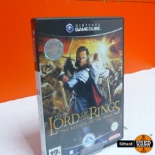 Gamecube Game - The lord of the rings , Elders voor 14.99 Euro