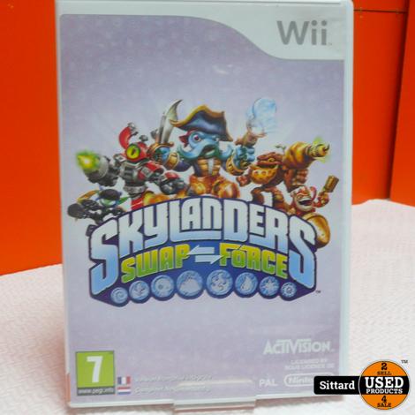 Wii Game - Skylanders Swap Force , Elders voor 6.99 Euro