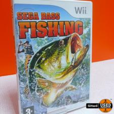 Wii Game - Sega Bass Fishing , Elders voor 9.99 Euro