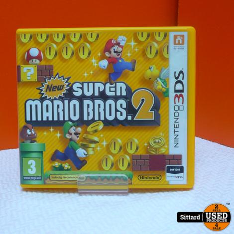 3DS Game : NEW Super mario bros 2 , nwpr. 44.99 Euro