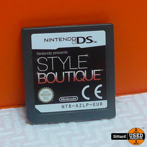DS Game Style Boutique , Elders voor 4.99 Euro
