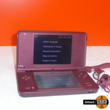 Nintendo DSI XL - Rood met oplader