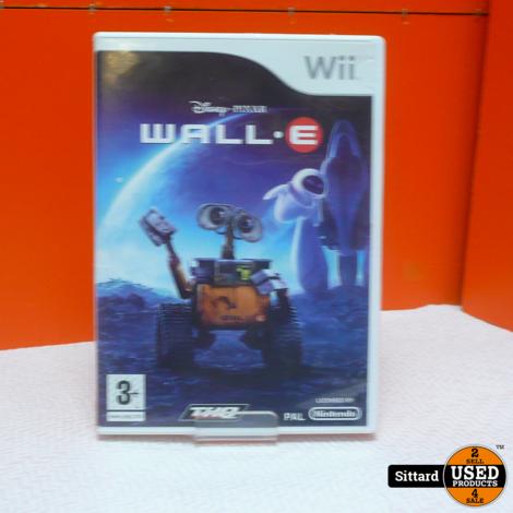 Nintendo wii Game - Wall-E