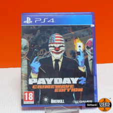 Playstation 4 Game - Payday 2