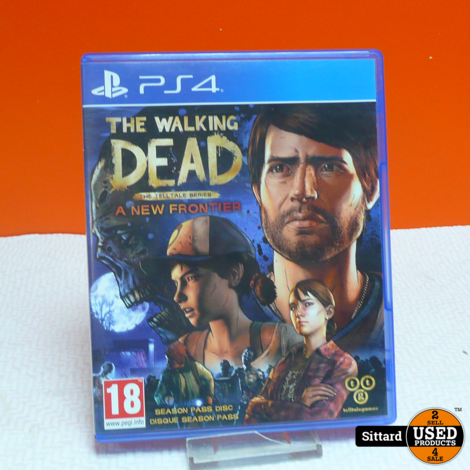 Playstation 4 Game - The Walking Dead The Telltal Series A New Frontier